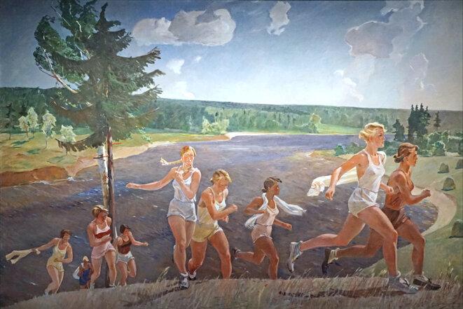 Alexandre Deïneka - Pleine Liberté -