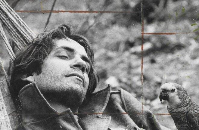 """Paulo José dans """" Macunaíma """", de Joaquim Pedro de Andrade (1969)."""