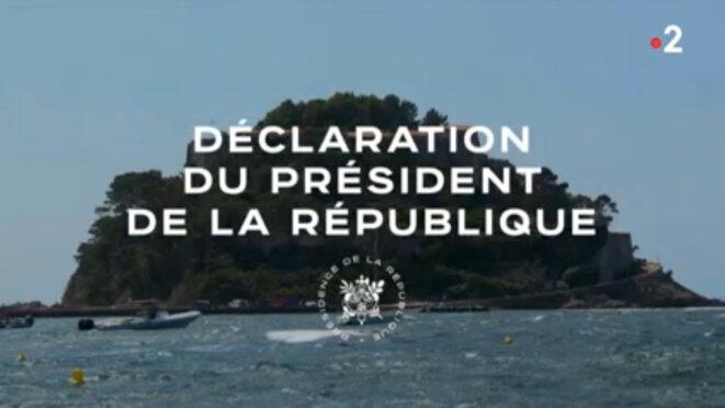 capture d'écran d'une forteresse suspendue © Pol d'après France Télévision