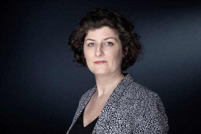 Jeanne Barseghian, maire de Strasbourg. © Joel Saget / AFP