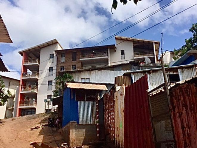 Quartier Karabole, Koungou © collection daniel gros