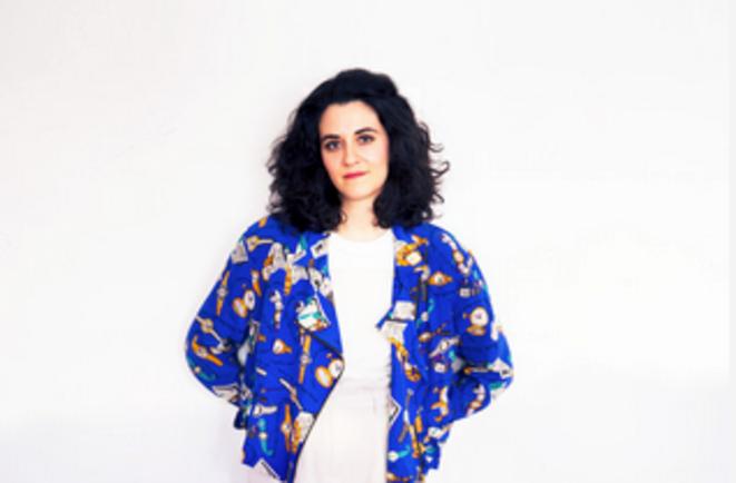 Salomé Kiner publie son premier roman © Marie Taillefer