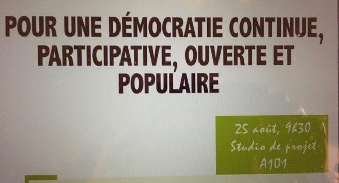 Demo. CPOI