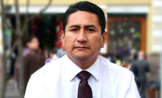 Vladimir Cerrón, premier secrétaire de Perú Libre © Perú LIbre