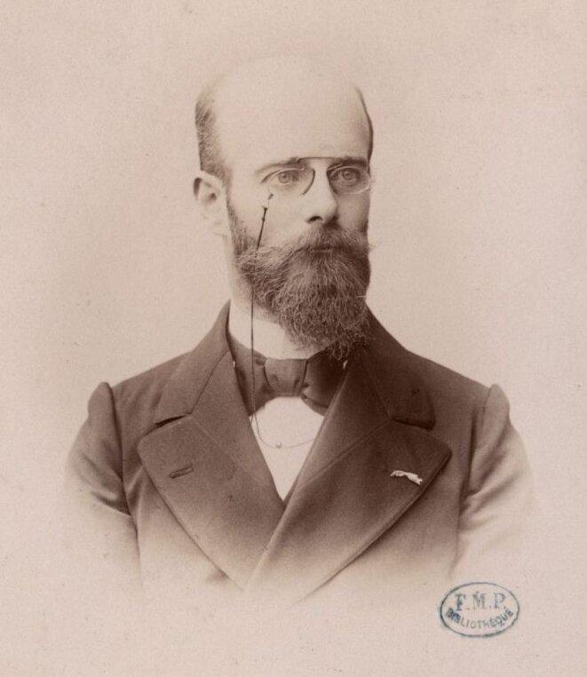 Edgar Bérillon (1859-1948) © Eugène Pirou
