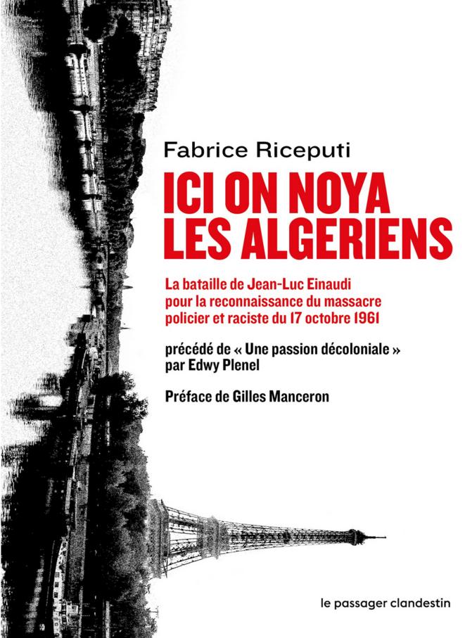 Aux éditions Le passager clandestin, 18 euros.