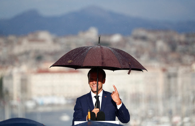 © Guillaume Horcajuelo/Pool/AFP