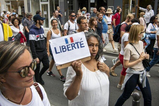 © Corinne Simon / Hans Lucas via AFP
