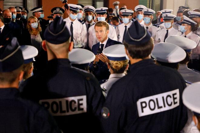 © Photo de Ludovic Marin / AFP