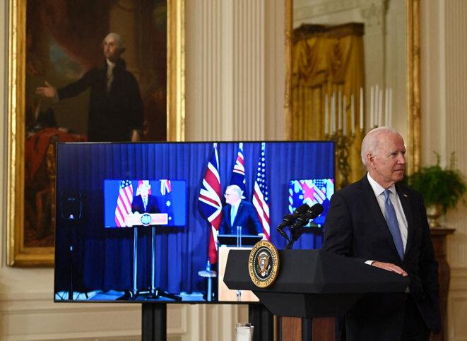 © Photo Brendan Smialowski / AFP