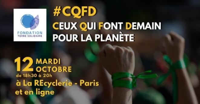 CQFD pour la planète