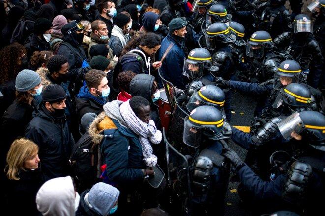 © Photo Nathan Laine / Hans Lucas via AFP