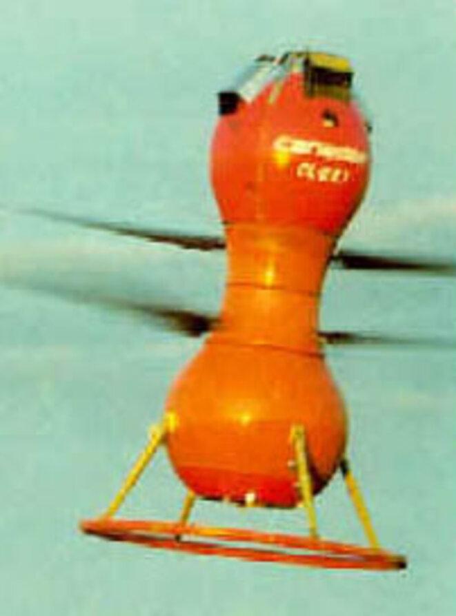 Drone CL 227 - Canadair