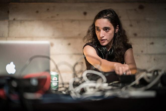 DJ Sama, concert 2017