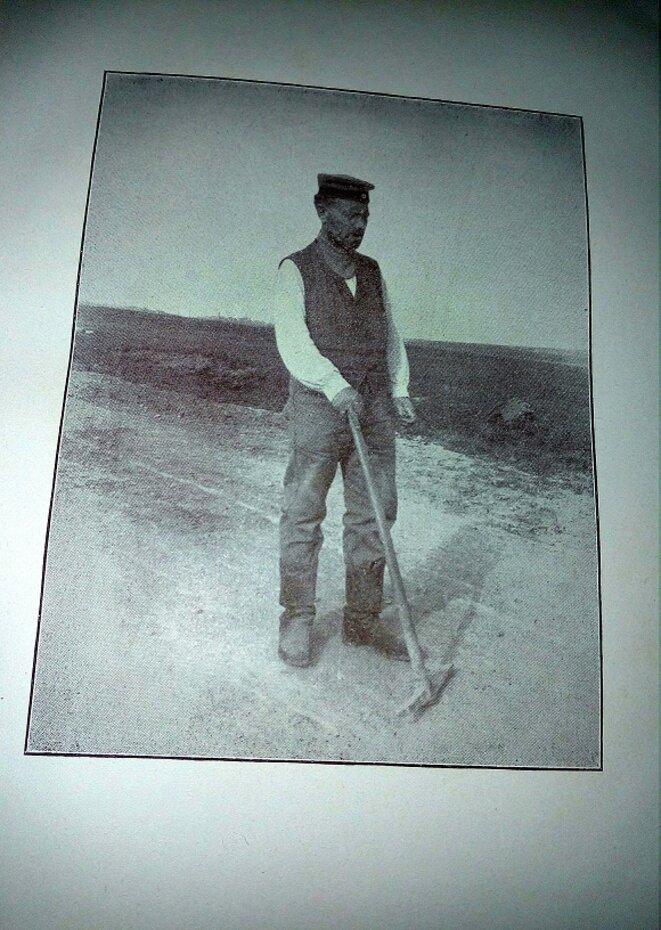 Karl Liebknecht sur le front 1915