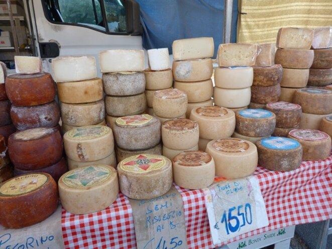 Les fromages de Sardaigne, best sellers du goût