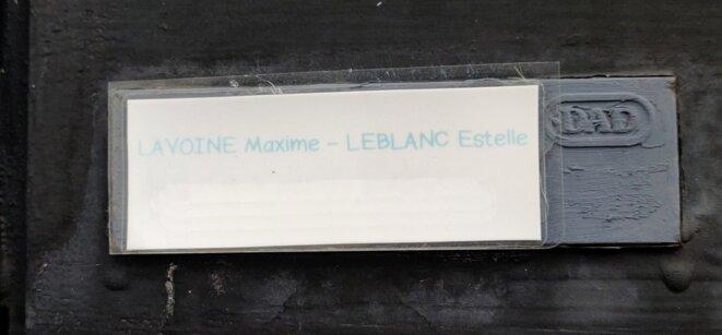 Preuve formelle que Maxime Lavoine est bien le beau fils de Jean-Paul Leblanc