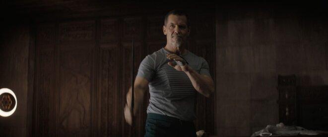 Le courageux et loyal Gurney Halleck (Josh Brolin) (2021, réal. D. Villeneuve)