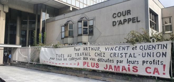 Banderole Reims