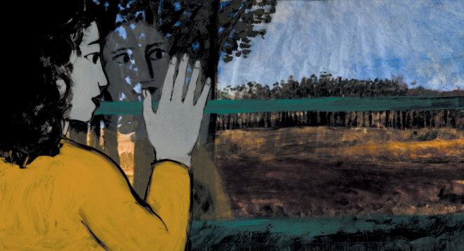"""""""La Traversée"""" de Florence Miailhe © Gebeka Films"""