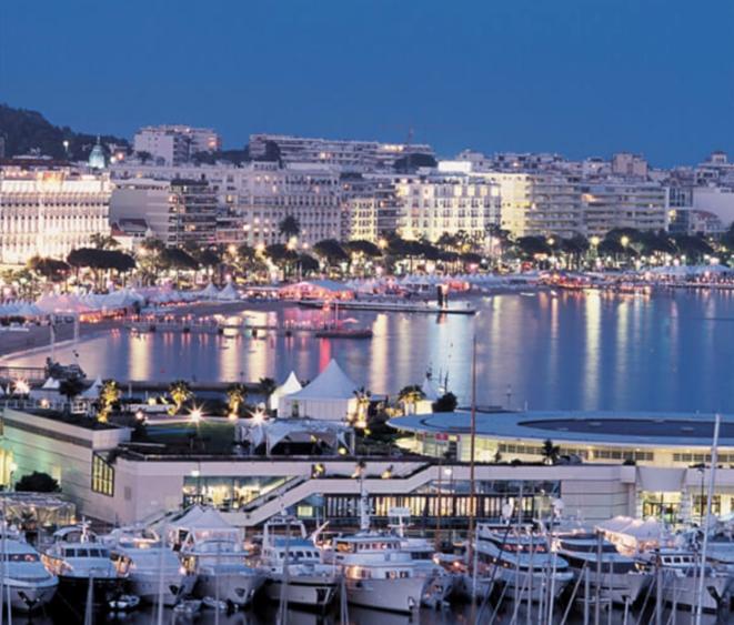 Le vieux port de Cannes. © HC
