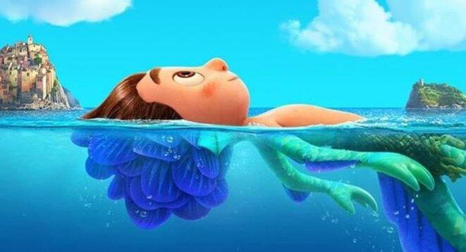 """Luca"" d'Enrico Casarosa © Disney Pixar"