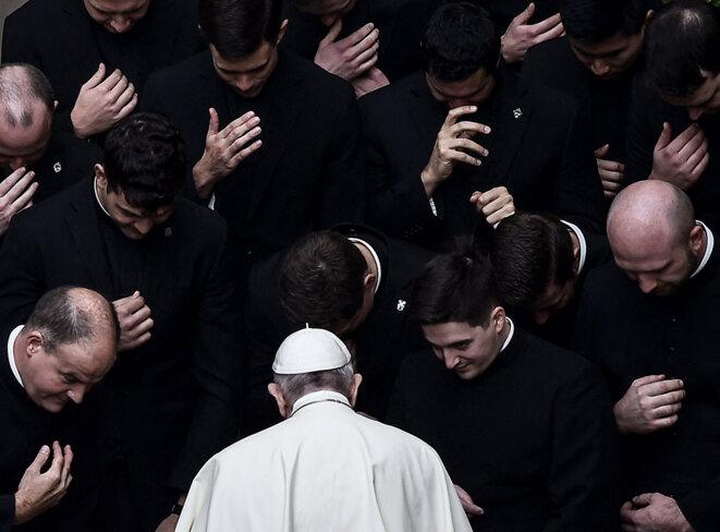© Photo Filippo Monteforte / AFP