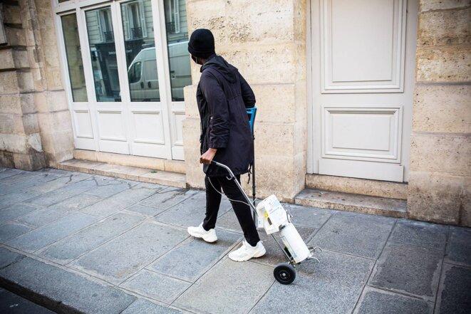 © Photo Sébastien Calvet / Mediapart