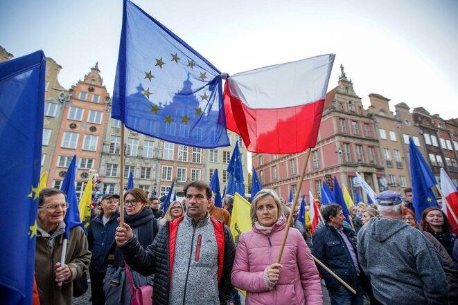 © Photo Michal Fludra / NurPhoto via AFP