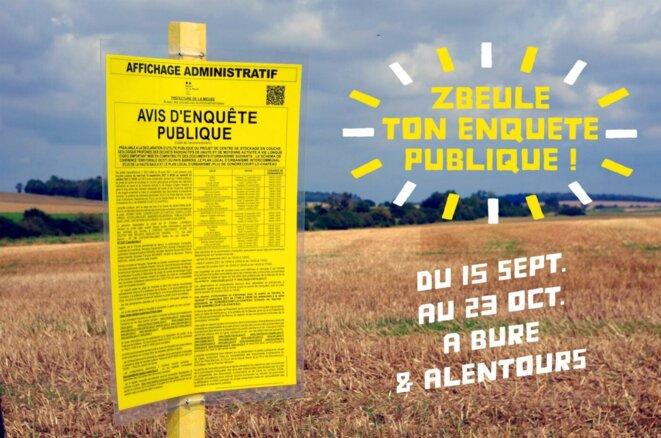 Bure | projet CIGéO | Enquête publique du 15/09 au 23/102021 © Bure à cuire