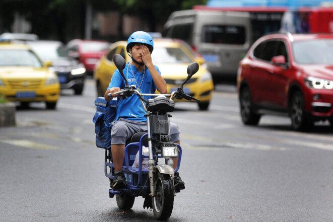 © Photo Cai Dunhao / Imaginechina via AFP
