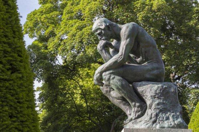Le Penseur© Agence photographique du musée Rodin – Jérome Manoukian