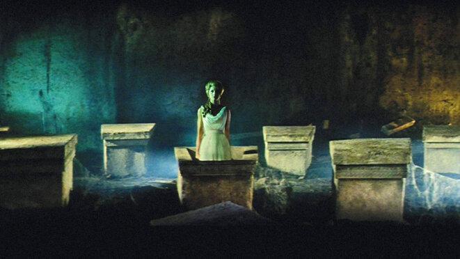 """""""Hercule contre les vampires"""" (Ercole al centro della Terra) de Mario Bava © Artus Films"""