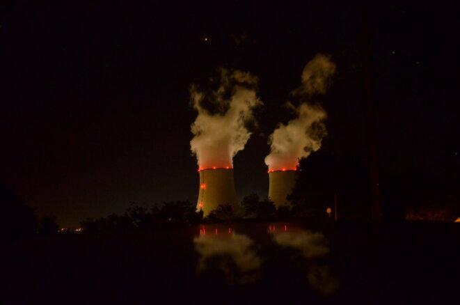 Nuit nucléaire © Nicolas Olszewski