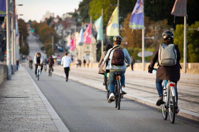 Octobre 2021 – La ville de Tours invite à participez au 3ème baromètre des villes cyclables !
