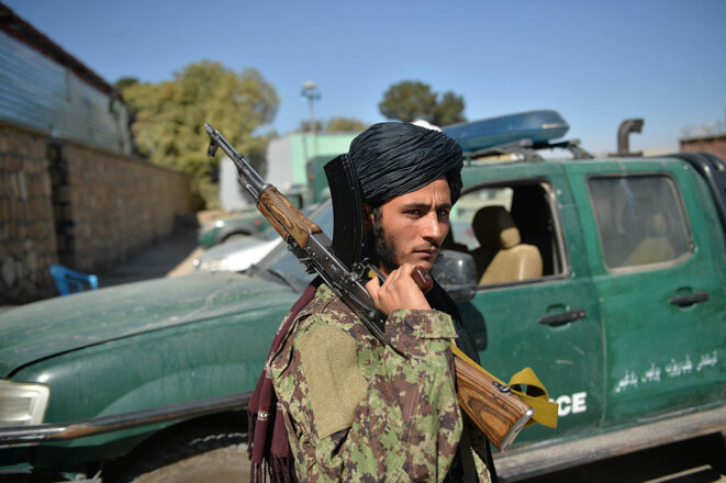 © Photo Hoshang Hashimi / AFP
