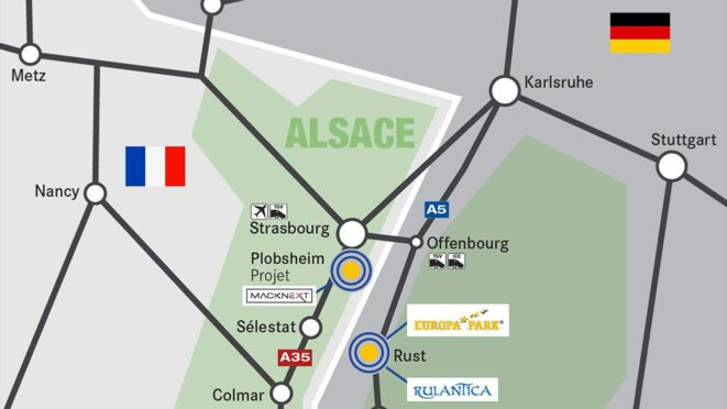 Le projet MackNext à Plobsheim est l'arbre qui cache la forêt des ambitions de la famille Mack en Alsace...