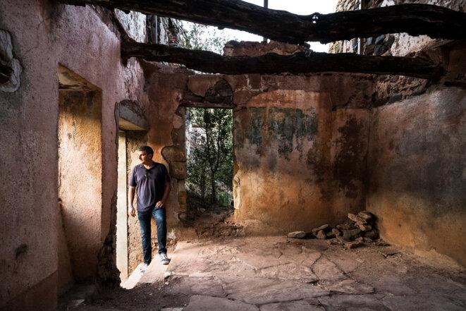 Des ruines de Celles renaît un village