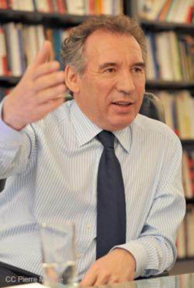 F. Bayrou
