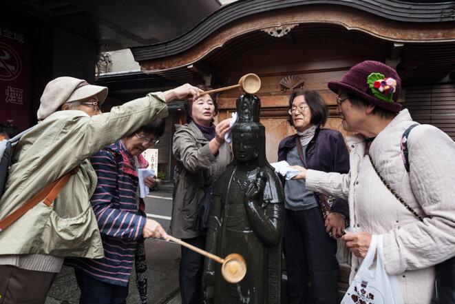 Le Japon face au péril «vieux»