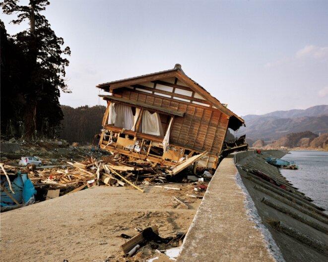 Au Japon, la mémoire sous l'eau