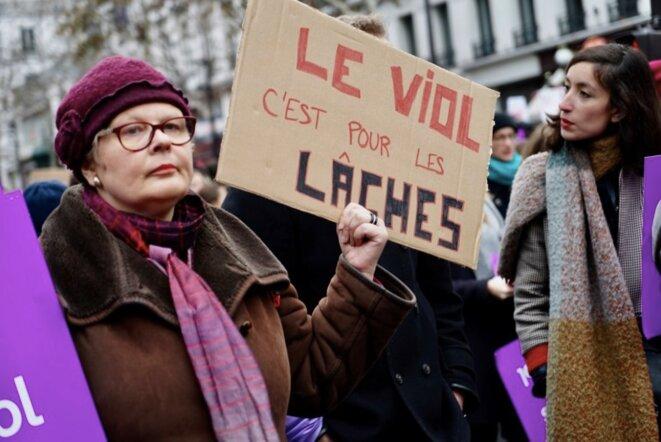 A Paris, la rue est à nous toutes