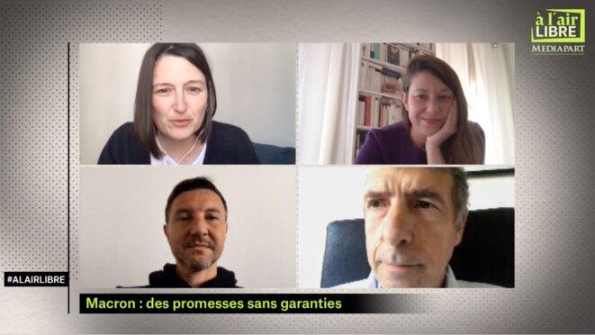 «À l'air libre»: Macron et ses promesses sans garanties, les effets psy du confinement et nos corps surveillés