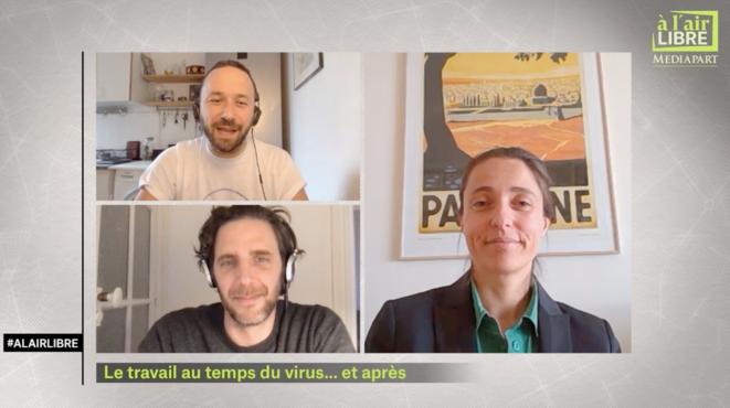 «A l'air libre» spécial 1er Mai: mobiliser et travailler malgré le virus