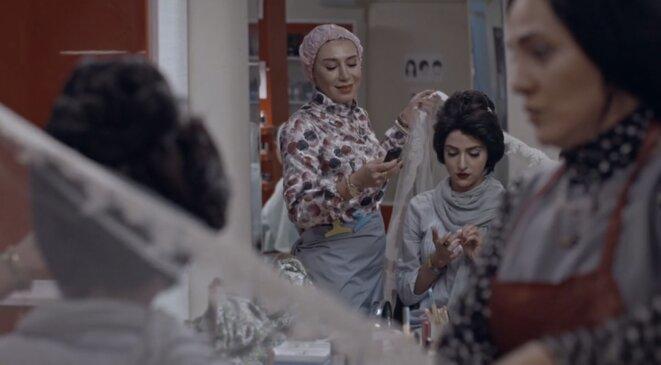 Court-métrage iranien 2/5: «Accroche-cœurs», les affres de la féminité