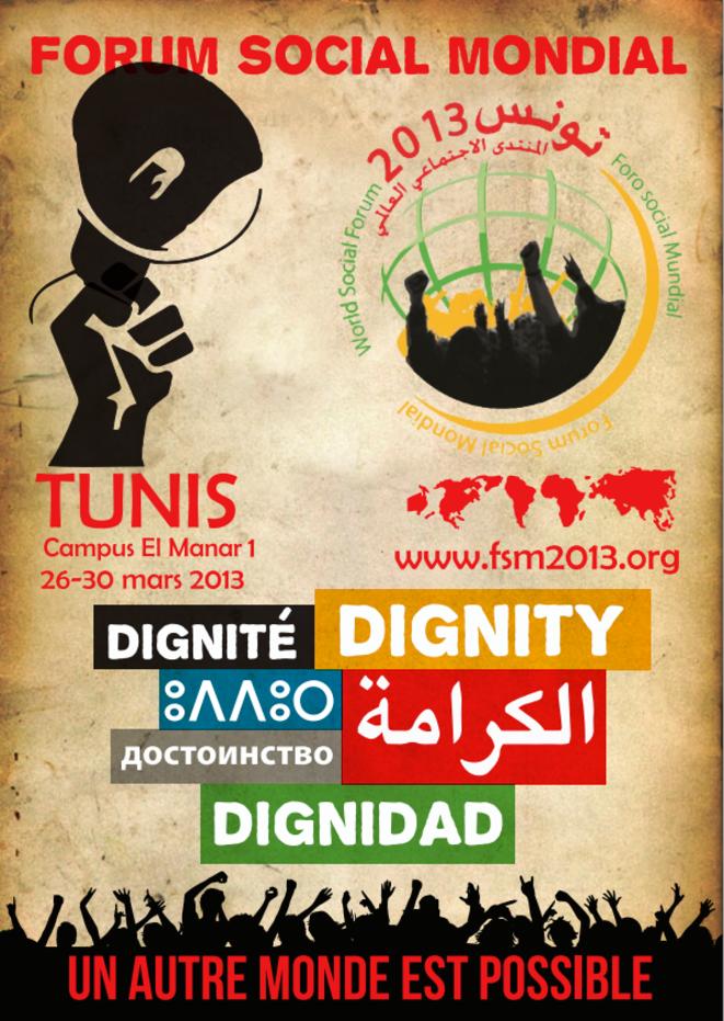 Forum social mondial 2013