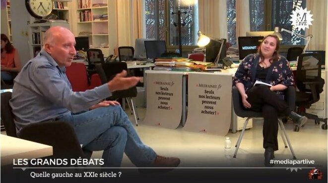 «En direct de Mediapart»: quelle gauche au XXIe siècle?