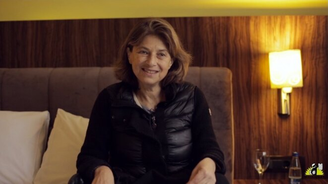 Court-métrage: les filiations de Chantal Akerman