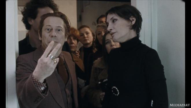 «Mathieu Amalric, l'art et la matière», du beau travail!