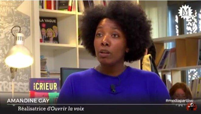 «Ouvrir la voix» pour la donner aux femmes noires